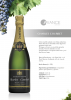 CHAMPAGNE CHARLES COURBET BRUT